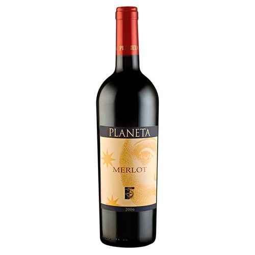 Vinho Planeta Merlot IGT 750ml