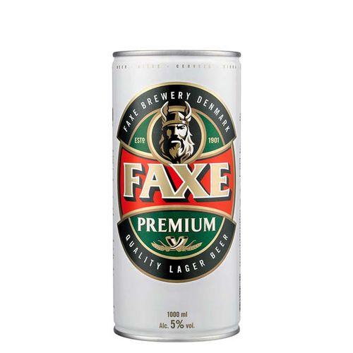 Cerveja Faxe Premium 1000ml