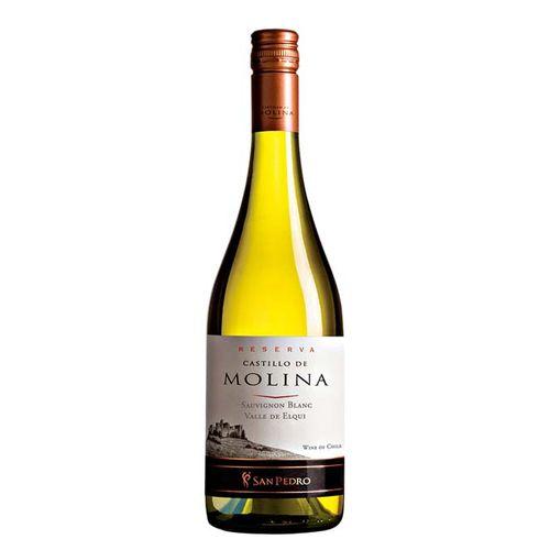 Vinho Castillo de Molina Reserva Sauvignon Blanc 750ml