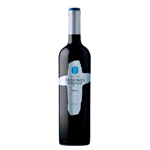 Vinho Misiones De Rengo Varietal Merlot 750ml