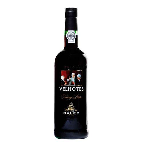 Vinho Porto Calem Velhotes Ruby 750ml