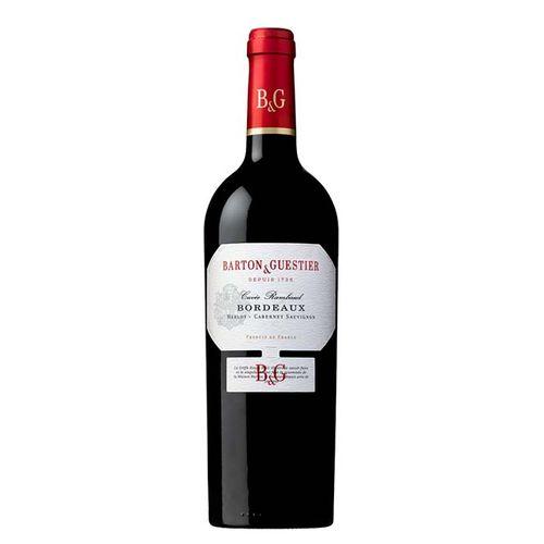 Vinho Barton e Guestier French Appellations Bordeaux Rouge 750ml