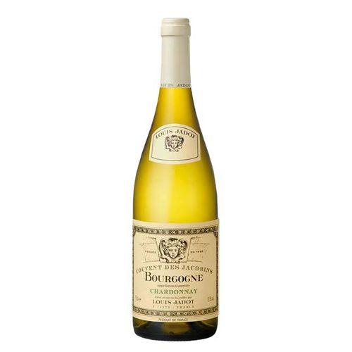 Vinho Louis Jadot Bourgogne Chardonnay Couvent Jacobins 750ml