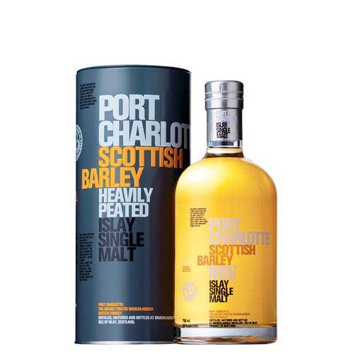 Whisky Single Malte Bruichladdich Charlotte Scottish Barley 700ml