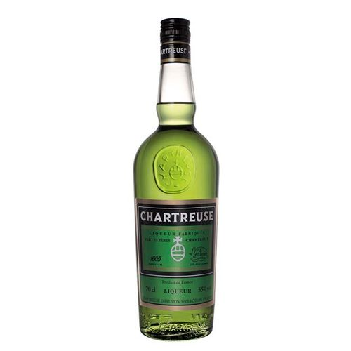 Licor Chartreuse Green 700ML