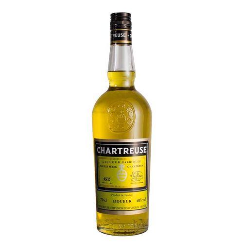 Licor Chartreuse Yellow 700ML