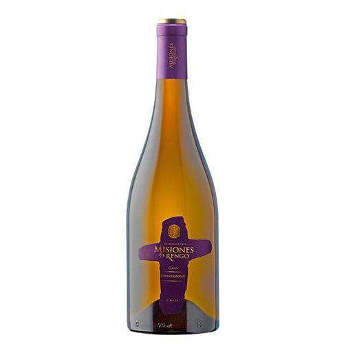 Vinho Misiones De Rengo Cuvee Gran Reserva Chardonnay 750ml