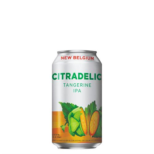 Cerveja New Belgium Citradelic Tangerine Ipa Lt 355 Ml