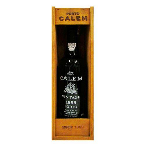 Vinho Porto Calem Vintage 1999 750ml
