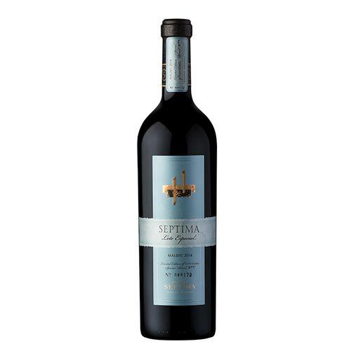 Vinho Septima Lote Especial Malbec 750 ml