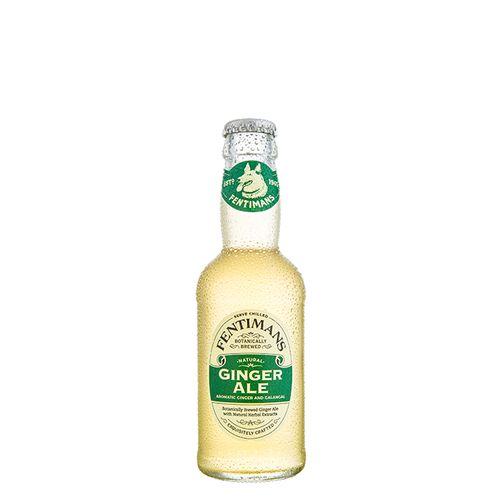 Refrigerante Fentimans Ginger Ale 200 Ml