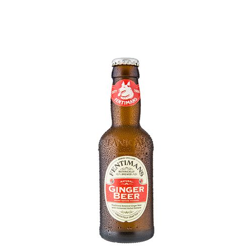 Refrigerante Fentimans Ginger Beer 200 Ml