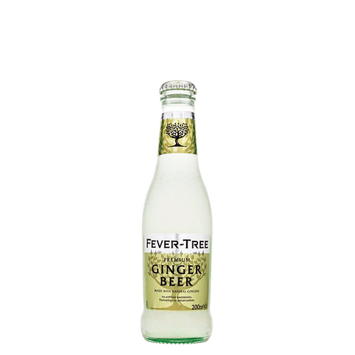 Refrigerante Ginger Beer Fever Tree Gf 200ml