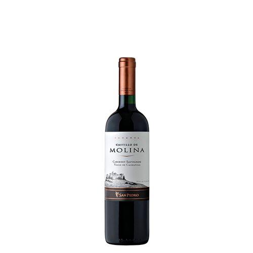 Vinho Castillo De Molina Reserva Cabernet Sauvignon 375ml