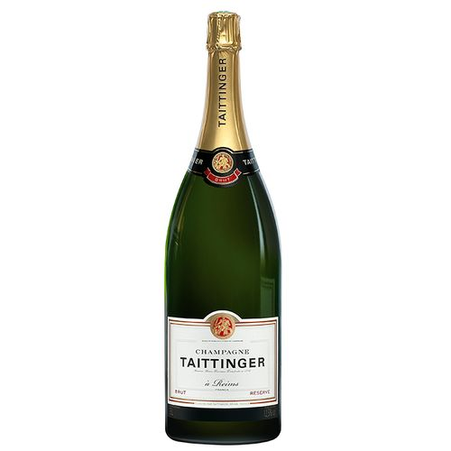 Champagne Taittinger Brut Reserve Jeroboam 3000ml