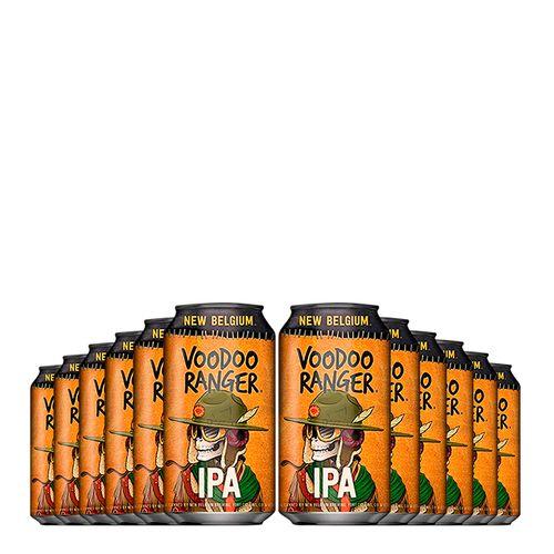Kit de Cervejas Voodoo Ranger 12 unidades