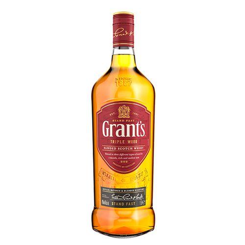 Whisky Grant's Triple Wood 1000ml