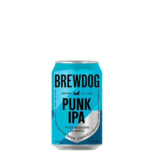 Cerveja Brewdog Punk Ipa Lt 330ml