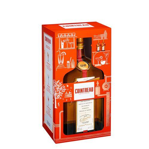 Licor Cointreau 700ml + Gift box