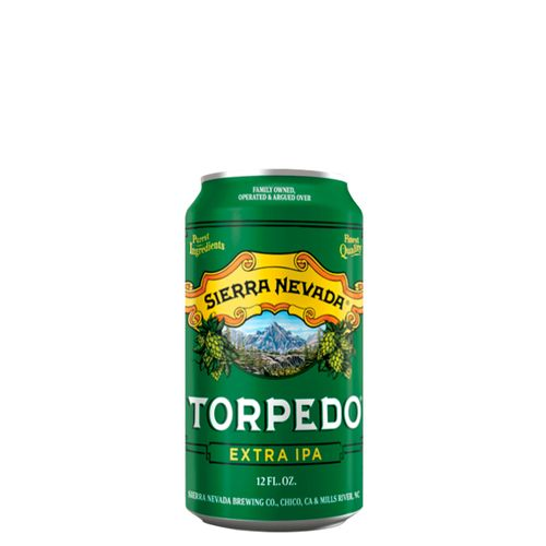 Cerveja Sierra Nevada Torpedo Ipa Lata 355ml