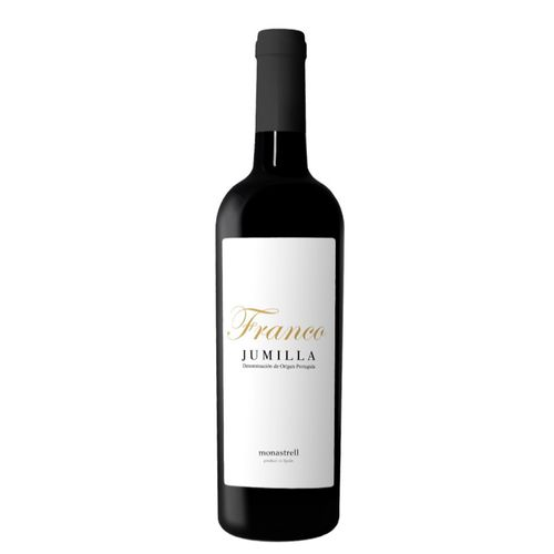 Vinho Franco DOP Jumilla Monastrell 750ml