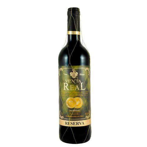 Vinho Venta Real Reserva DO Valdepenas 750ml