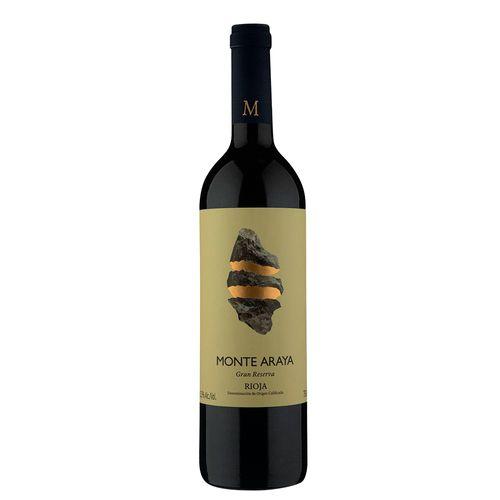 Vinho Monte Araya Gran Reserva 750ml