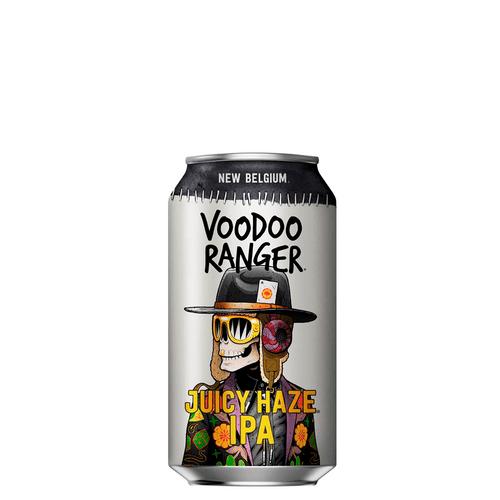 Cerveja New Belgium Voodoo Ranger Juicy Haze Ipa Lt 355ml