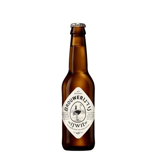 Cerveja Brouwerij Tij Wit Witbier Gf 330ml