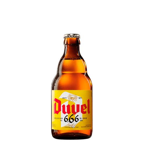 Cerveja Duvel 6,66 Gf 330ml