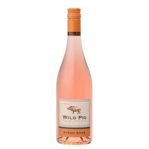 Vinho Wild Pig Syrah Rosé Vin de Pays D'oc 750ml