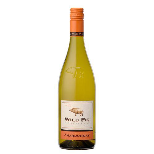 Vinho Wild Pig Chardonnay Vin de Pays D'oc 750ml