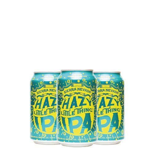 Kit de Cervejas Sierra Nevada Hazy Little Thing IPA Com 3 Unidades