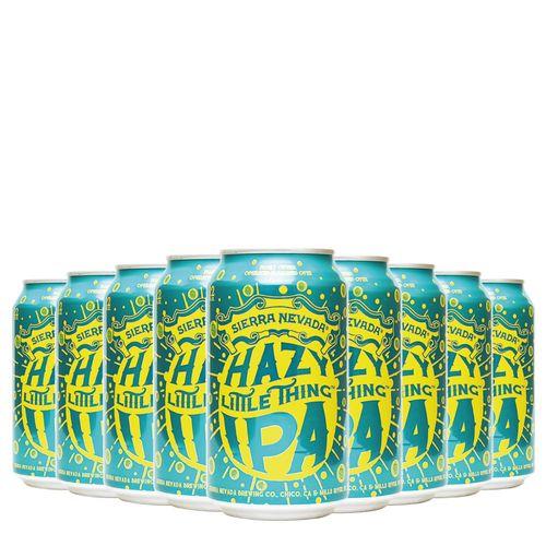 Kit de Cervejas Sierra Nevada Hazy Little Thing IPA Com 9 Unidades