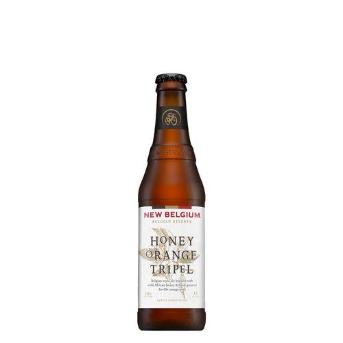 Cerveja New Belgium Honey Orange Triple 355ml