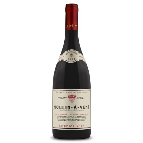 Vinho Moulin-A-Vent Les Grandes Mises Mommessin 750ml