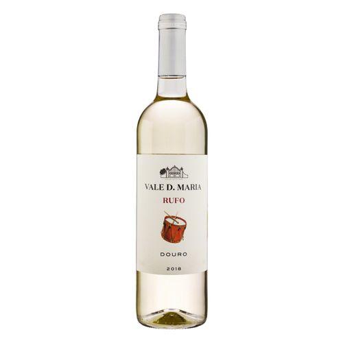 Vinho QVDM Rufo Branco DOC 750ml