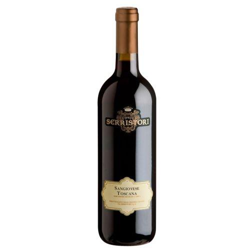 Vinho Sangiovese Di Toscana IGT Serristori 750ml